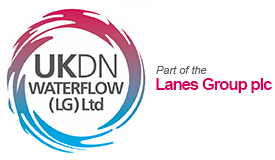 UKDN Waterflow logo