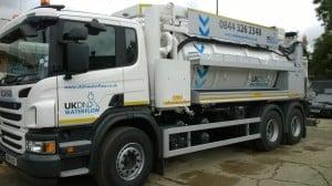 Jet vac UKDN Waterflow
