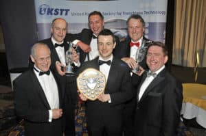 Large renovation, Small renovation, Young engineer UKSTT award winners UKDN waterflow