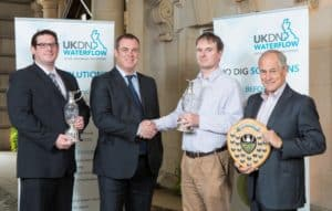 UKDN Waterflow UKSTT success