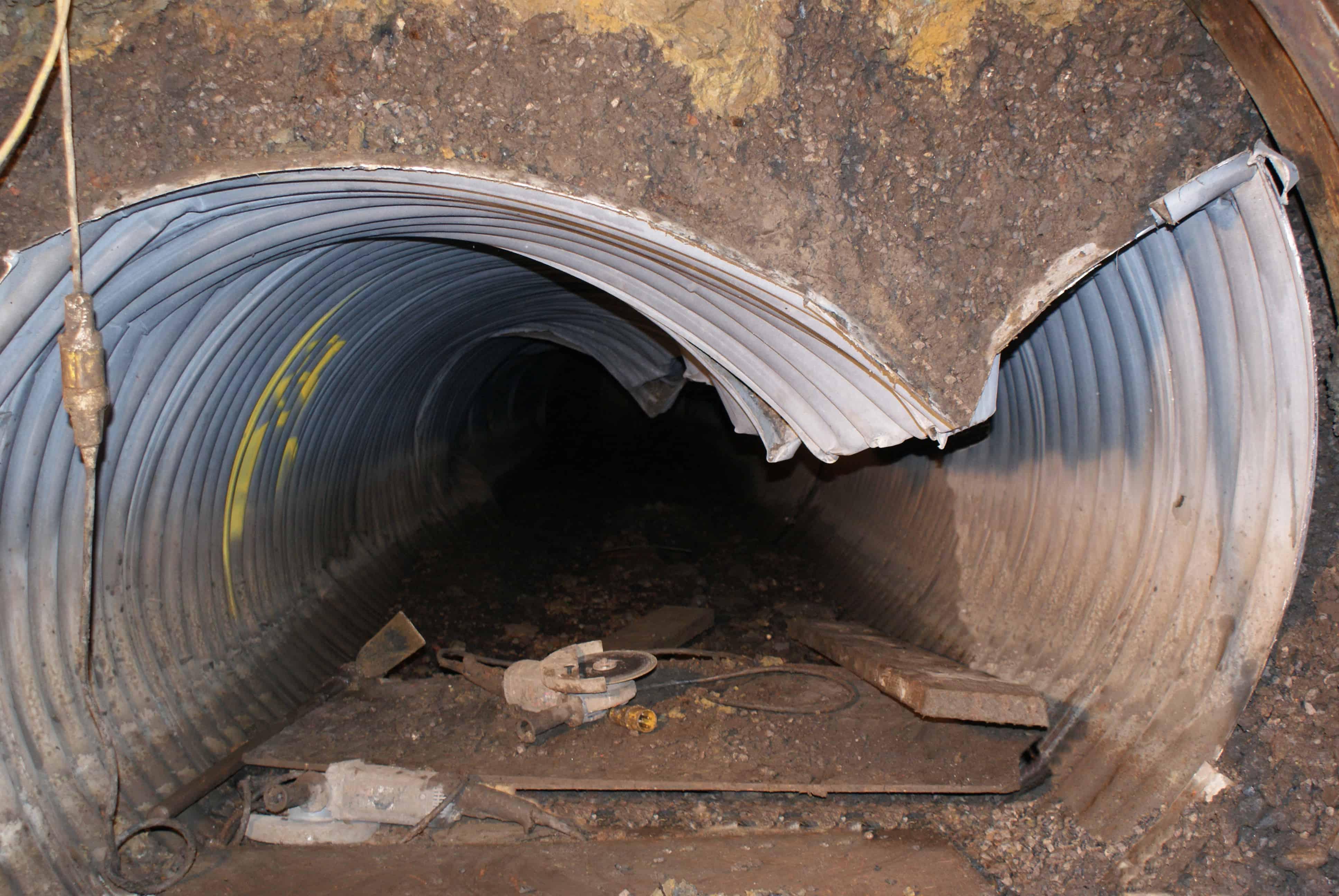 Pipe Jacking solution solves culvert collapse – UKDN Waterflow