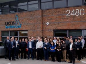 UKDN Waterflow New Midlands hub launch