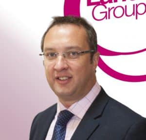Group Development Director Richard Leigh