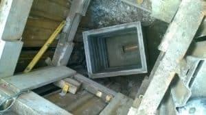 Concreate manhole