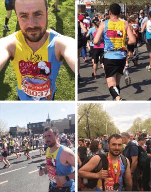UKDN staff runners